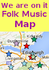 Folk Music Map