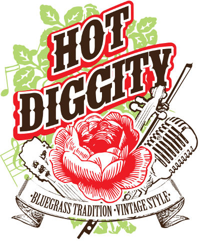 Hot Diggity, Bluegrass Tradition, Vintage Style